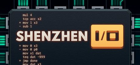 SHENZHEN I/O Steam Key REGION FREE