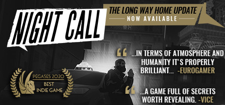 Night Call Steam Key REGION FREE