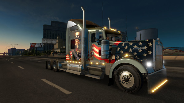 American Truck Simulator ATS Steam Gift + 3 GIFTS
