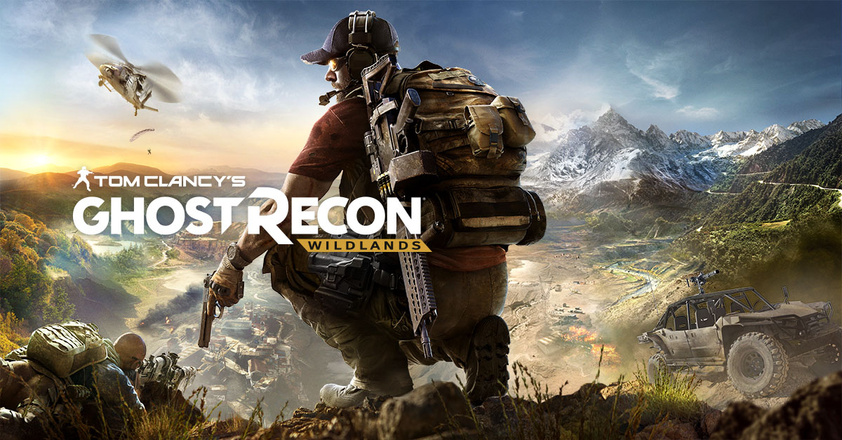 Tom Clancy´s Ghost Recon Wildlands ALL LANG WARRANTY