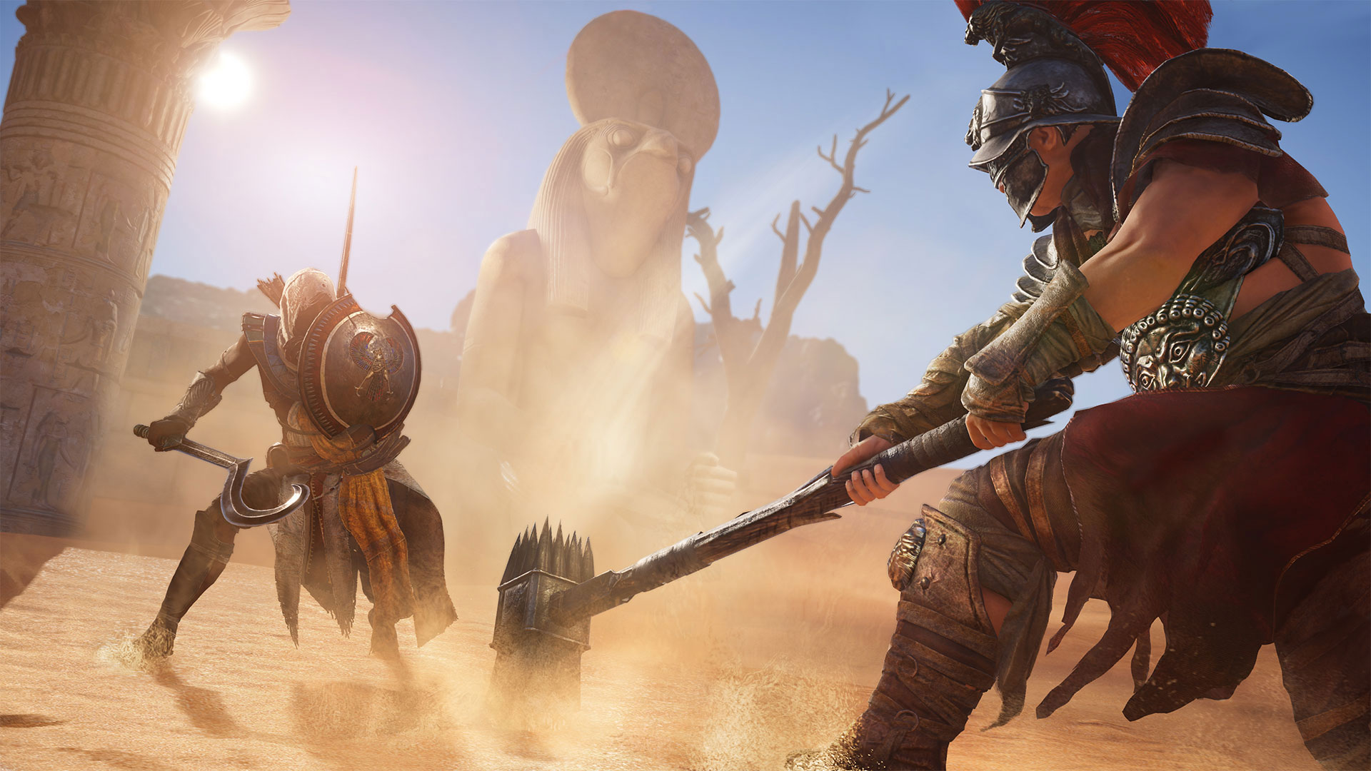 Assassin´s Creed ORIGINS RUS / ENG WARRANTY [UPLAY]
