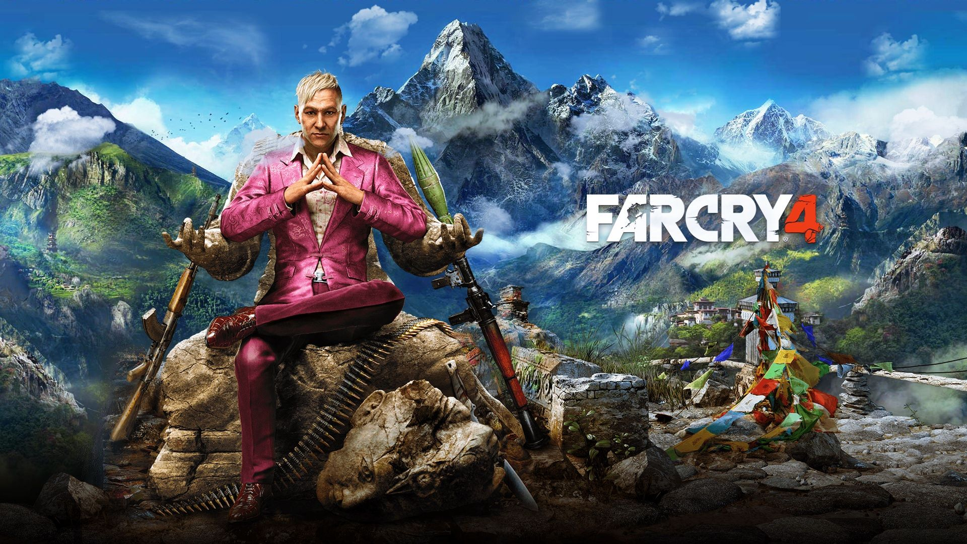 Far Cry 4 RUSS LANG LIFETIME WARRANTY [UPLAY]
