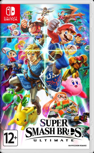 Super Smash Bros. Ultimate + Mario + Rabbids Nintendo