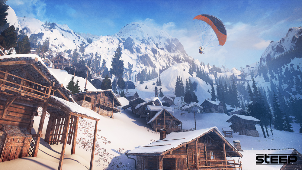 STEEP RUS / ENG LIFETIME WARRANTY + BONUS [UPLAY]