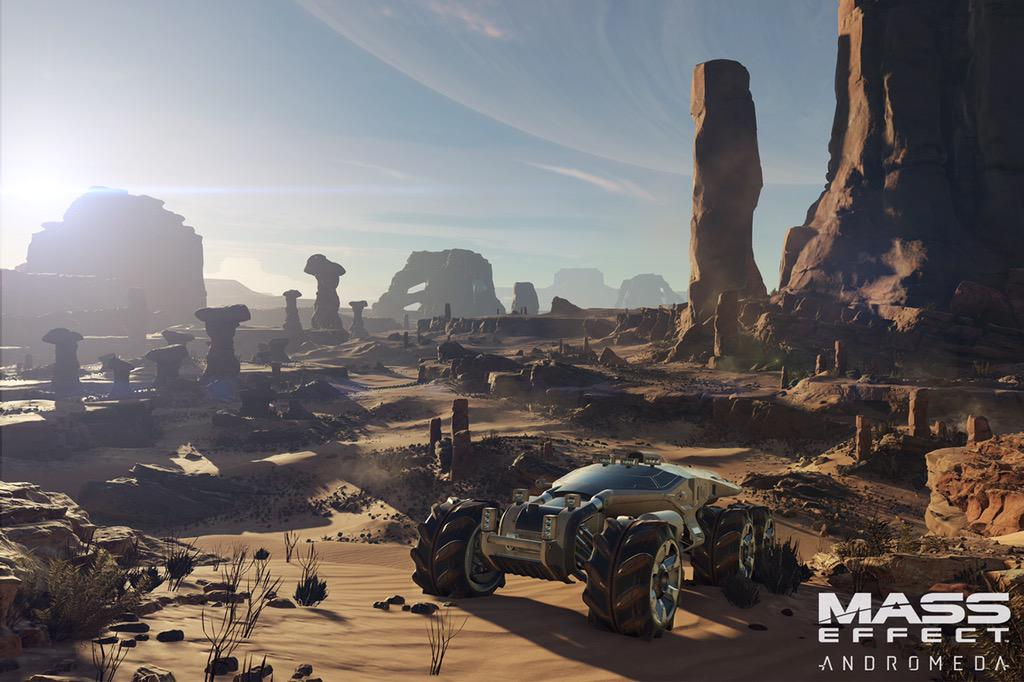 Mass Effect: Andromeda RUSS LANG WARRANTY ORIGIN
