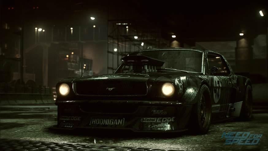 Need For Speed RUS/ENG DATA CHANGE + SECRET ORIGIN