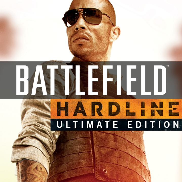 Battlefield Hardline Ultimate + MAIL CHANGE + WARRANTY