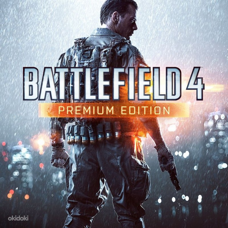 BATTLEFIELD 4 PREMIUM EDITION REGION FREE ORIGIN