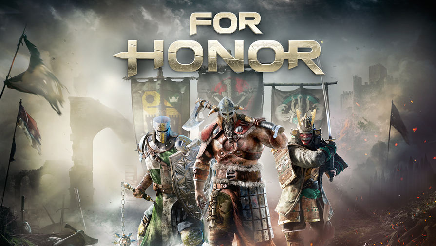FOR HONOR ВСЕ ЯЗЫКИ ГАРАНТИЯ [UPLAY]