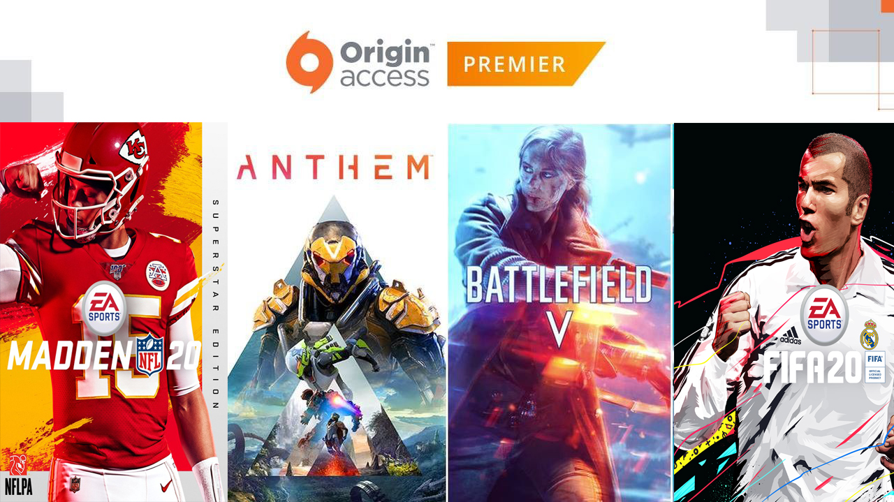 Origin Access PREMIER Subion 247 games ORIGIN 👈