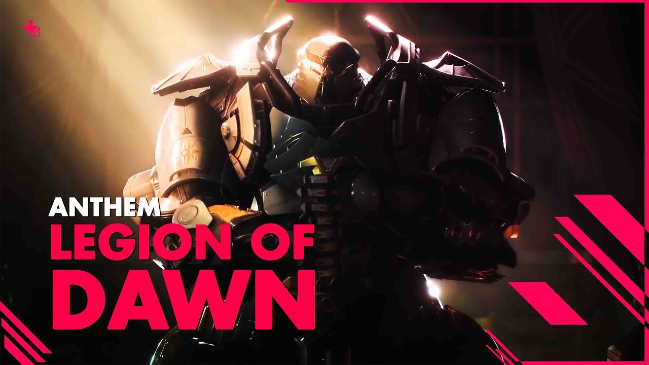 Anthem Legion of Dawn Edition WARRANTY [ORIGIN]💲
