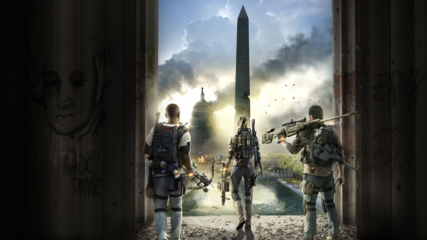 Tom Clancy´s The Division 2 MANUAL CHECK UPLAY⭐️