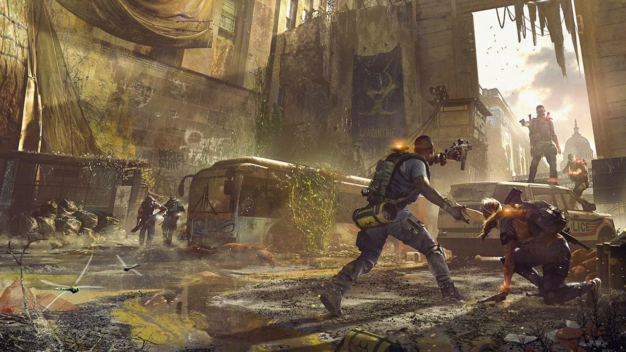 TOM CLANCY´S THE DIVISION 2 ALL LANG [UPLAY] 2019