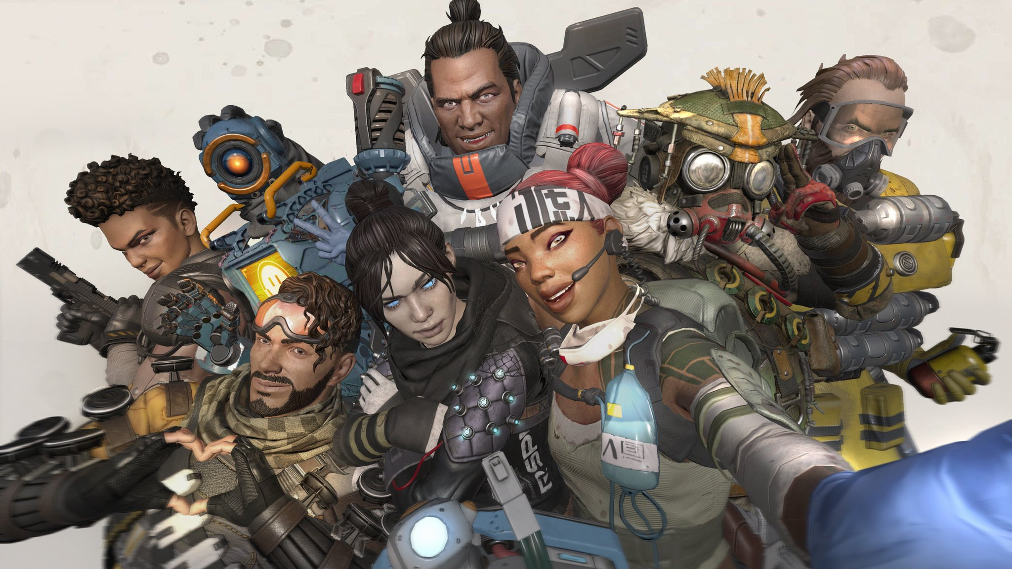 0️⃣1️⃣APEX LEGENDS from 100 LVL ❤️ [ORIGIN]