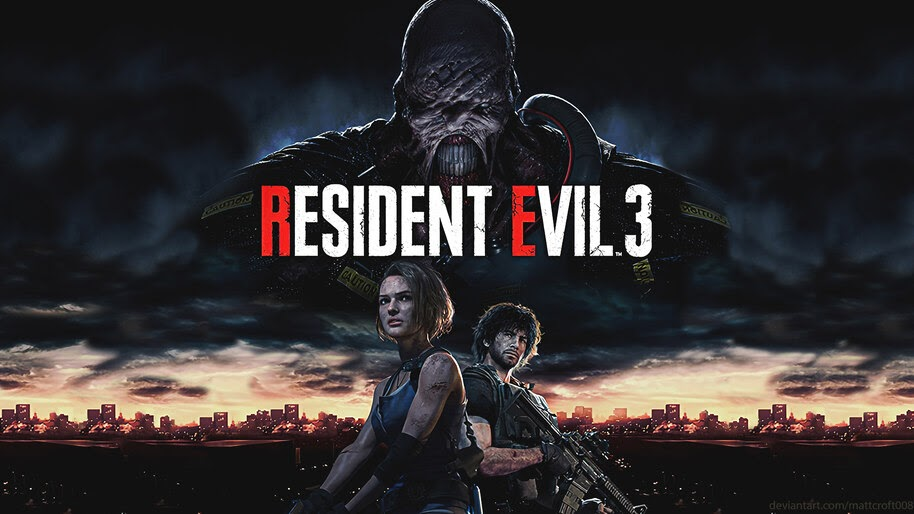 🩸RESIDENT EVIL 3 + RE 2 DELUXE AUTO ACTIVATION [STEAM]