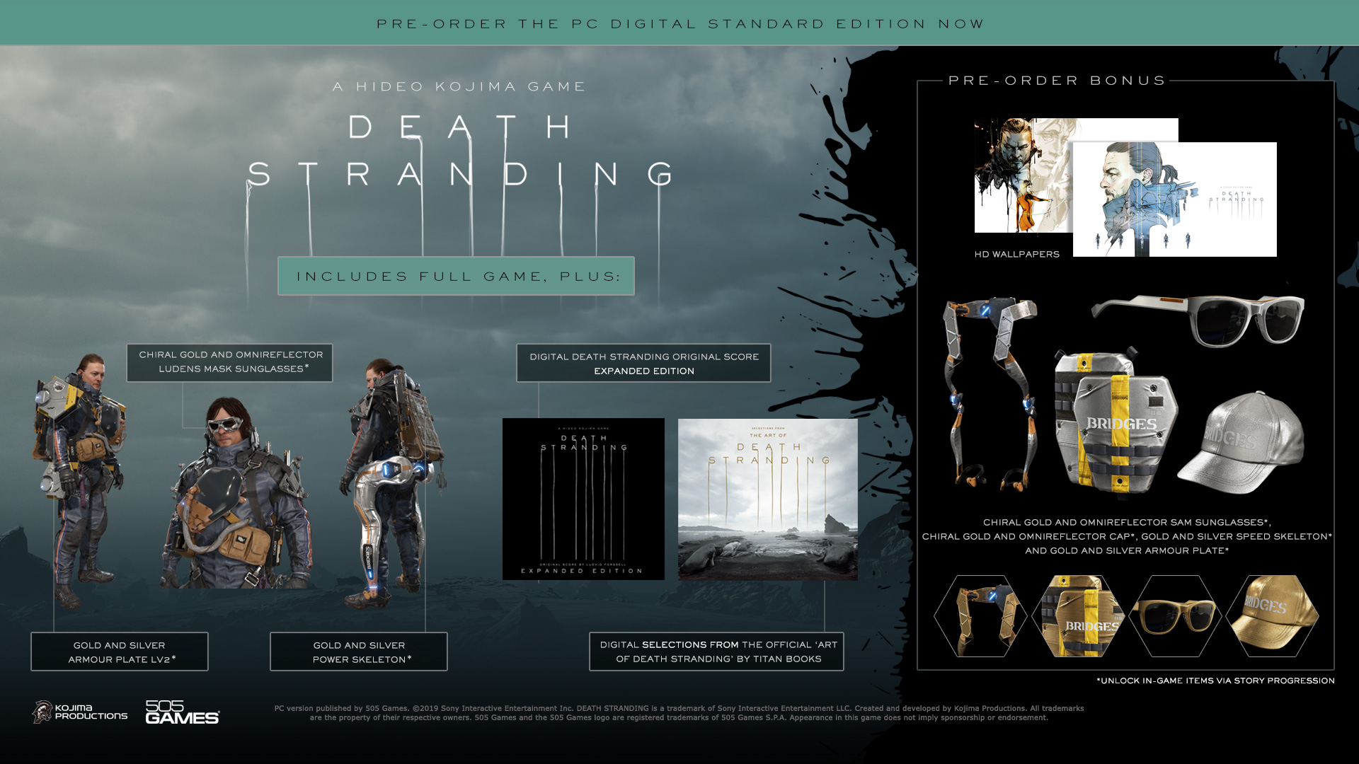 DEATH STRANDING + DLC AUTO ACTIVATION 🔴 [STEAM]