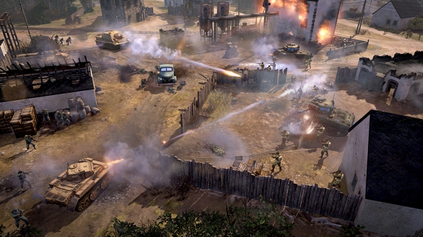 COH 2 - The Western Front Armies (Steam Gift, RU+CIS)