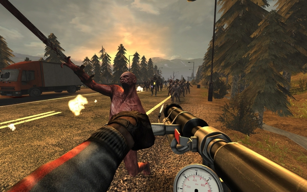 Killing Floor (Steam Gift, RU+CIS)