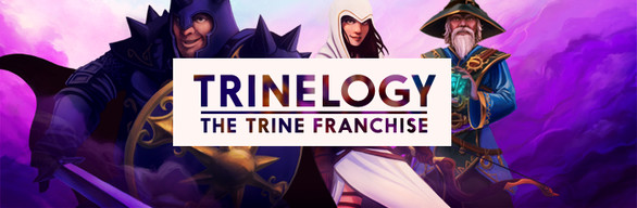 Trinelogy (Steam Gift, RU+CIS)