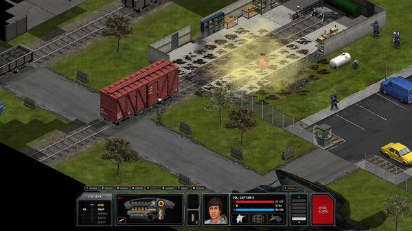 Xenonauts (Steam Gift, RU+CIS)