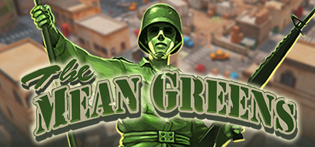 The Mean Greens - Plastic Warfare (Steam Gift, RU+CIS)
