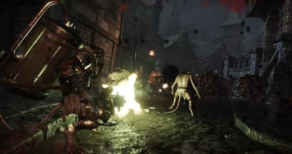 Warhammer: End Times - Vermintide (Steam Gift, RU+CIS)