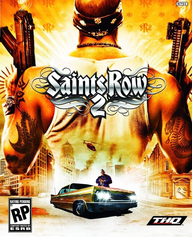Saints Row 2 - (Steam KEY) + GIFT