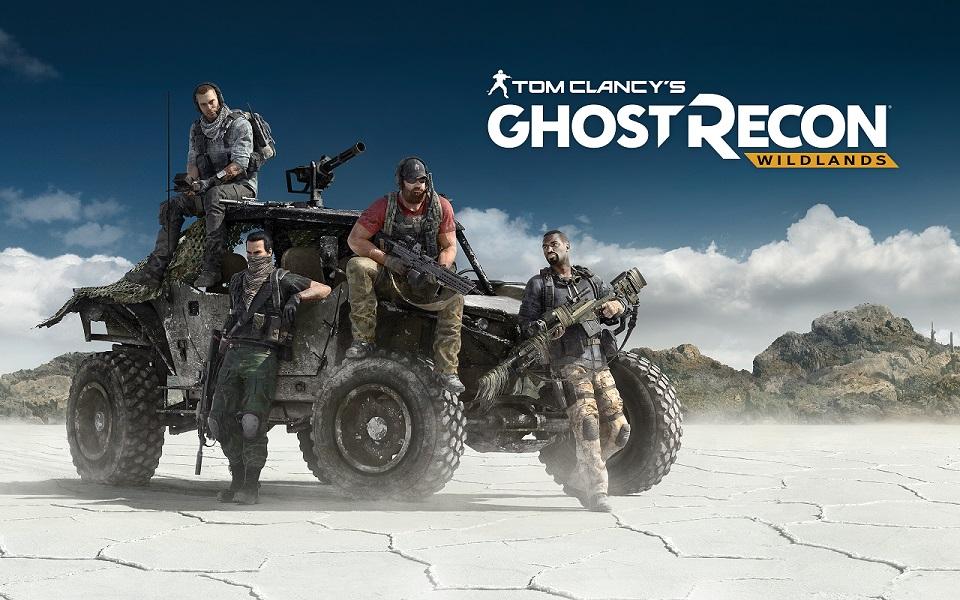 Купить Ghost Recon Wildlands Gold/Stand(Пожизненная гарантия)