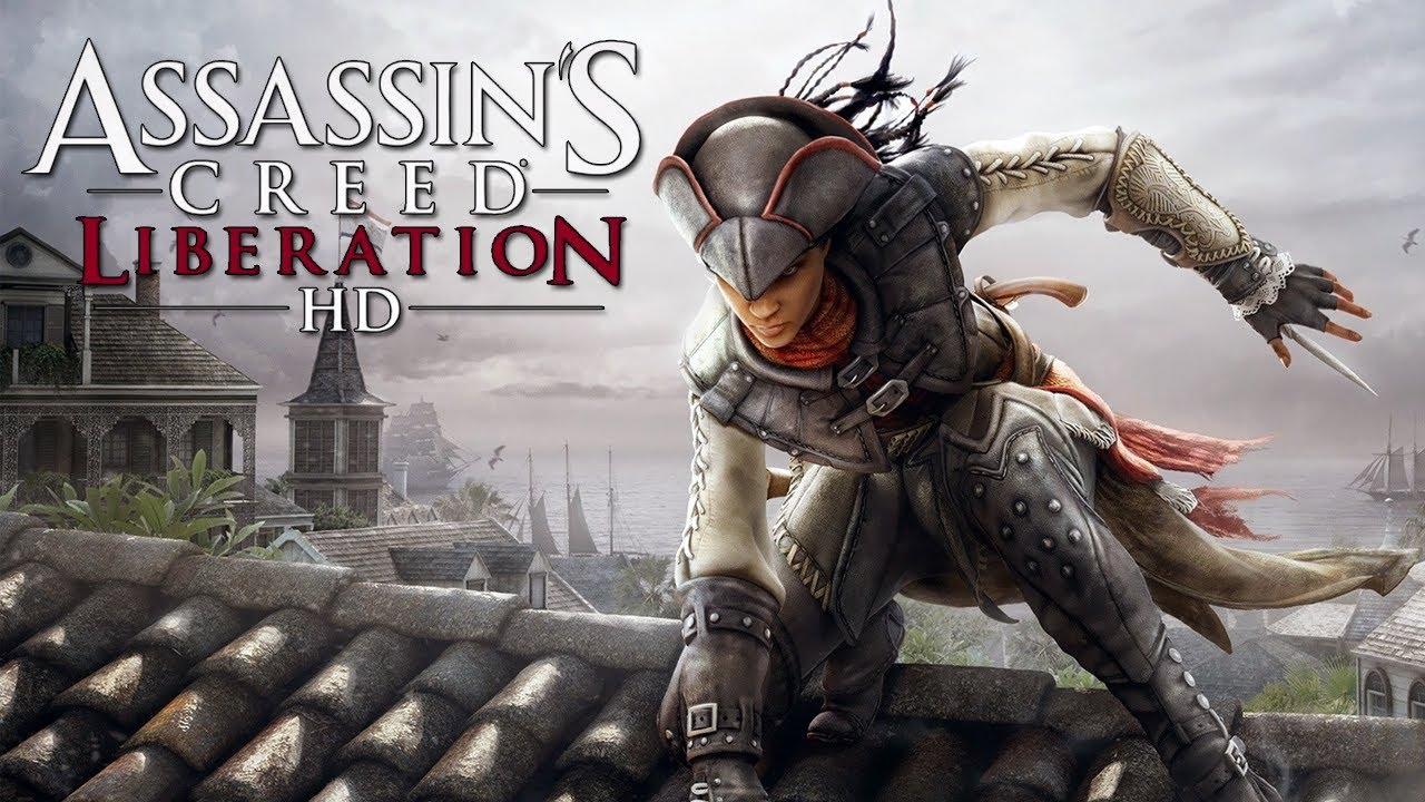 Assassins Creed: Liberation + гарантия