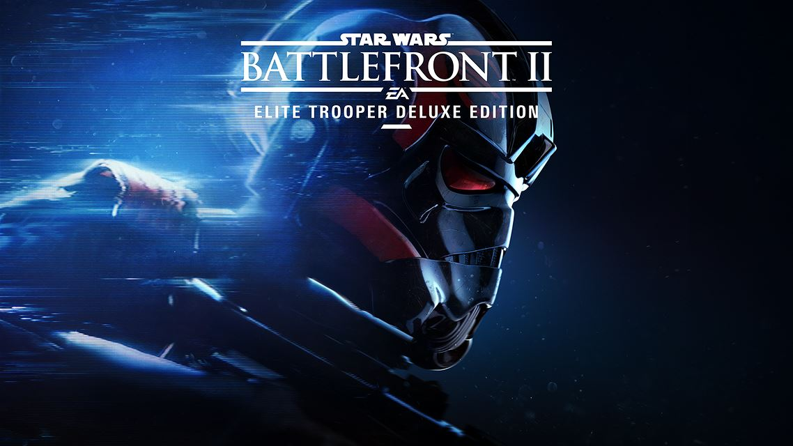 STAR WARS Battlefront II / 2 - Deluxe Edition (origin)