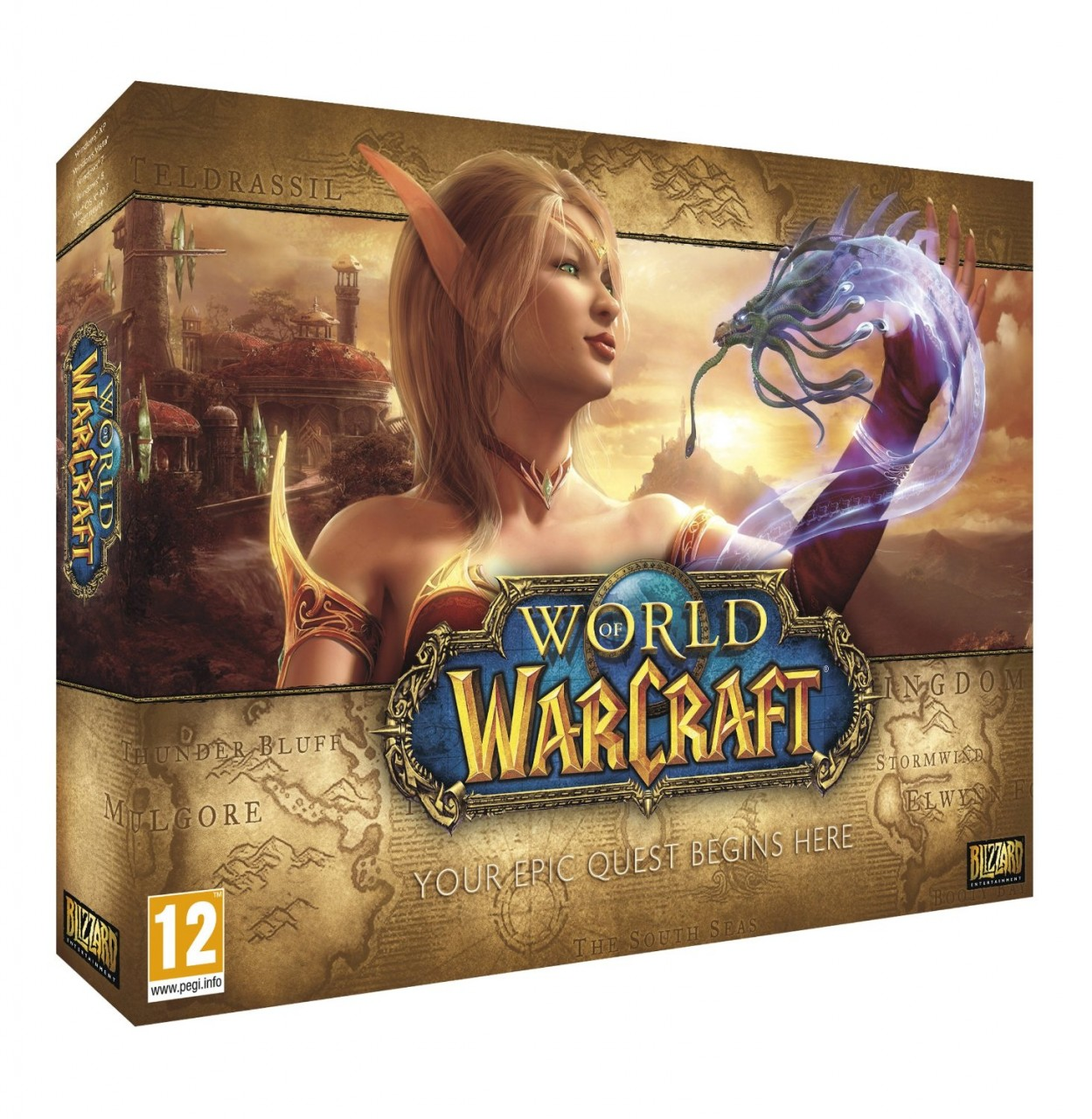 World of Warcraft: Battle Chest (USA) + 30 days