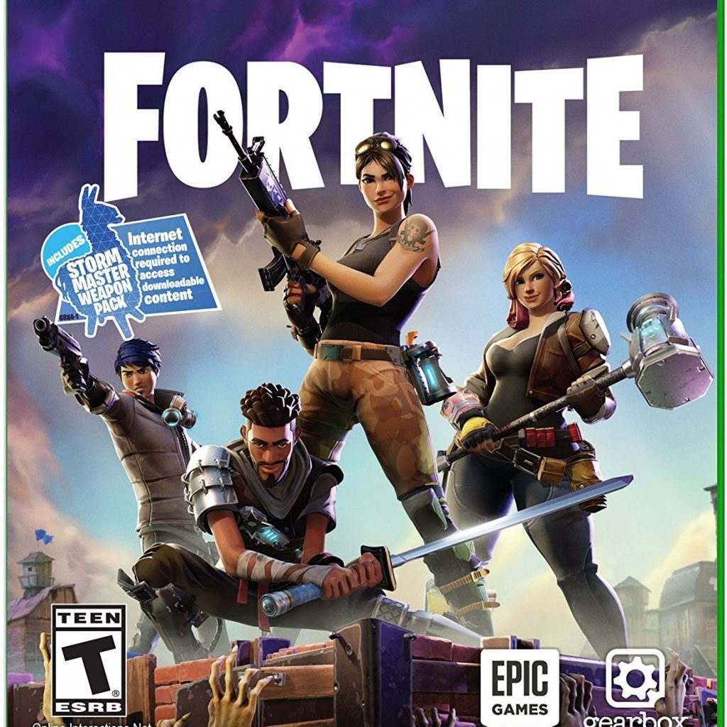 FORTNITE Standart Edition - Epic Games KEY (PC/GLOBAL)