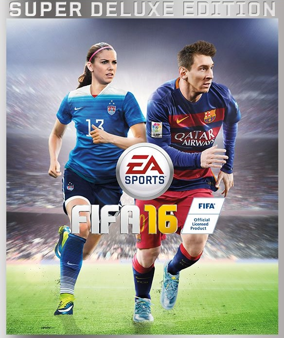 FIFA 16 Super Deluxe Edition (Гарантия + Бонус ✅)