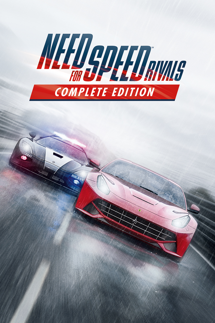 Need for Speed Rivals Complete (Warranty+Bonus ✅)