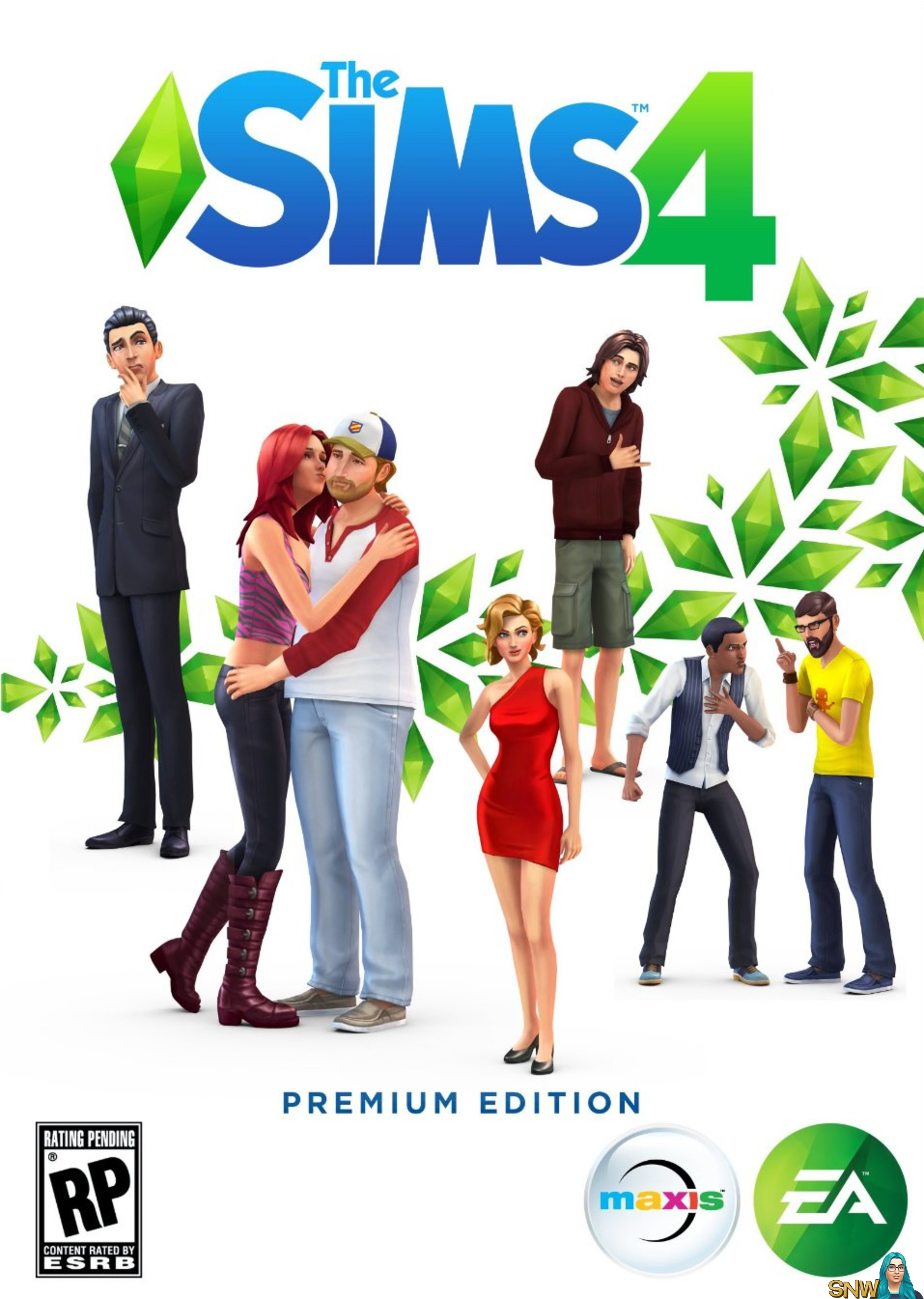 The Sims 4 Premium Edition (Гарантия + Бонус ✅)