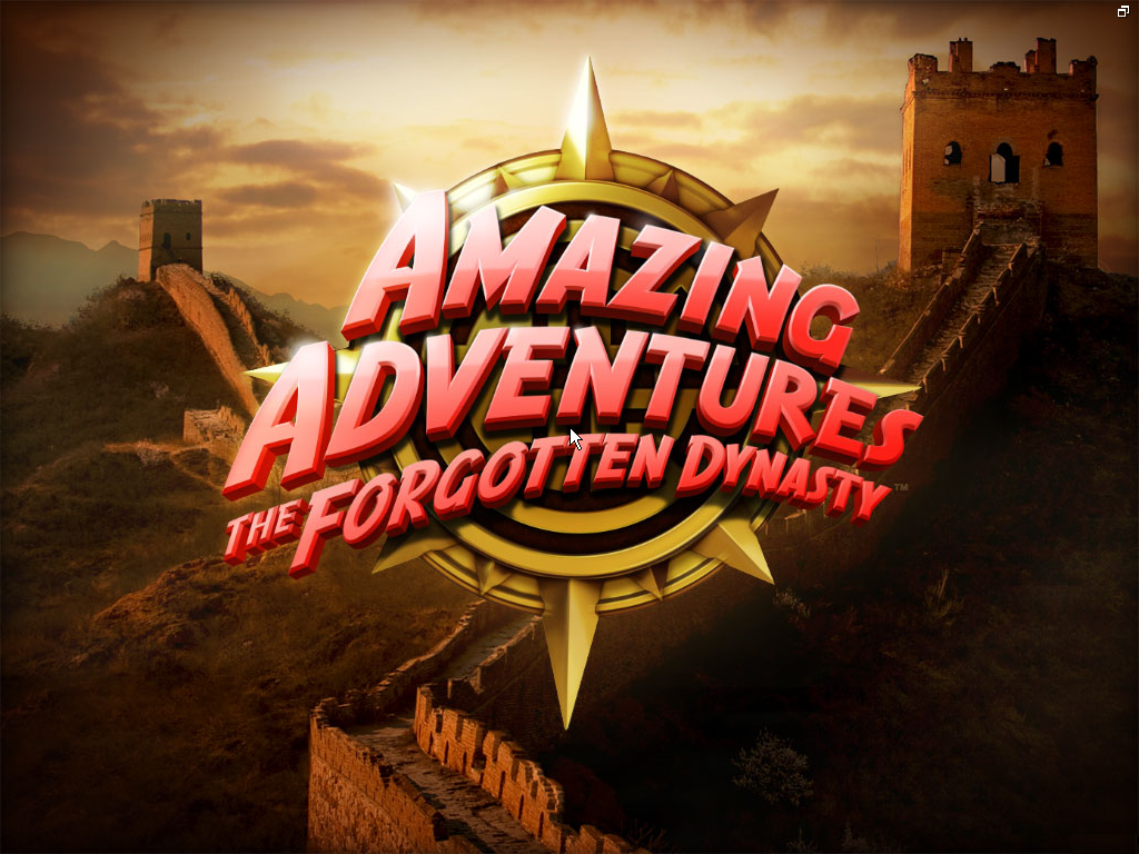 Amazing Adventures The Forgotten Dynasty ✅