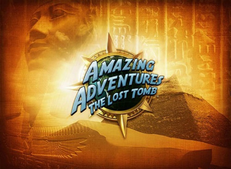 Amazing Adventures The Lost Tomb (Warranty ✅)