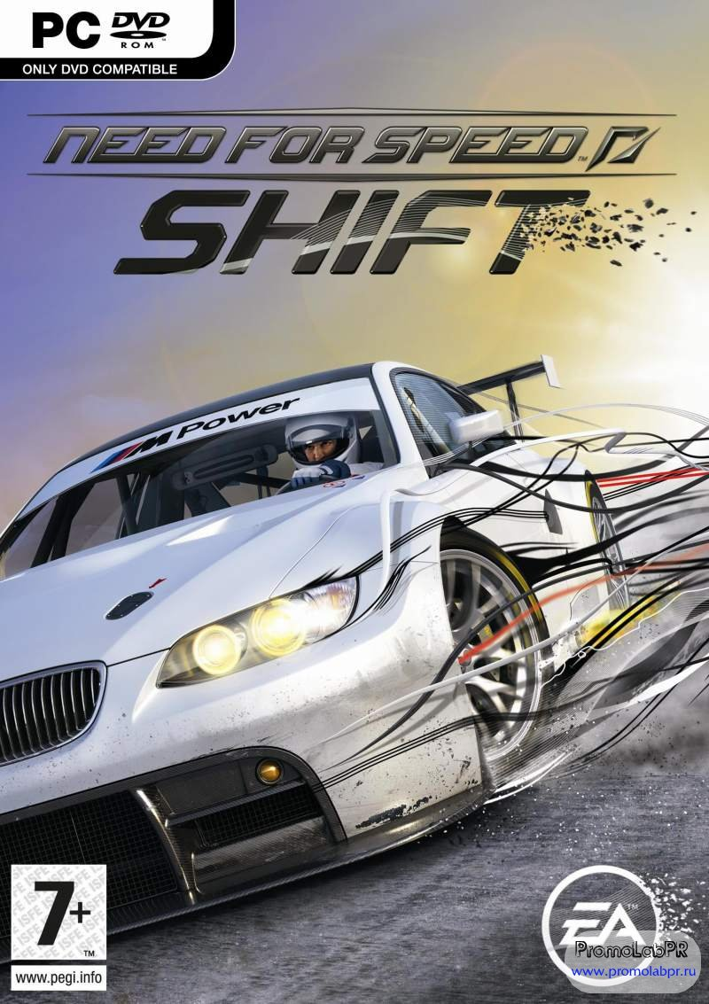 Need For Speed Shift (Гарантия + Бонус ✅)
