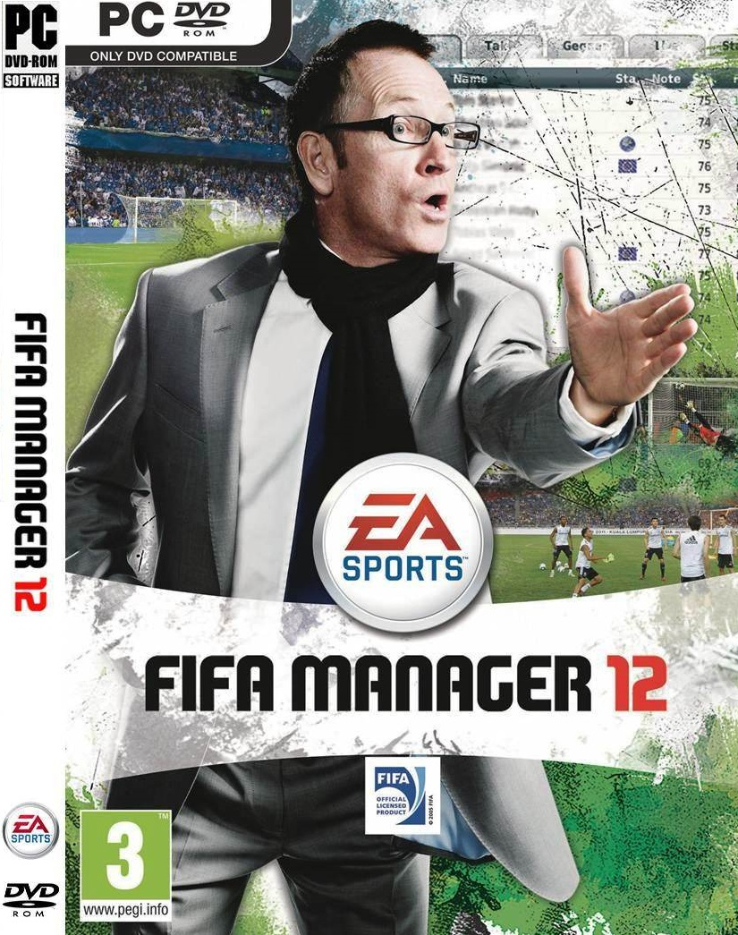 FIFA MANAGER 12 (Warranty + Bonus ✅)