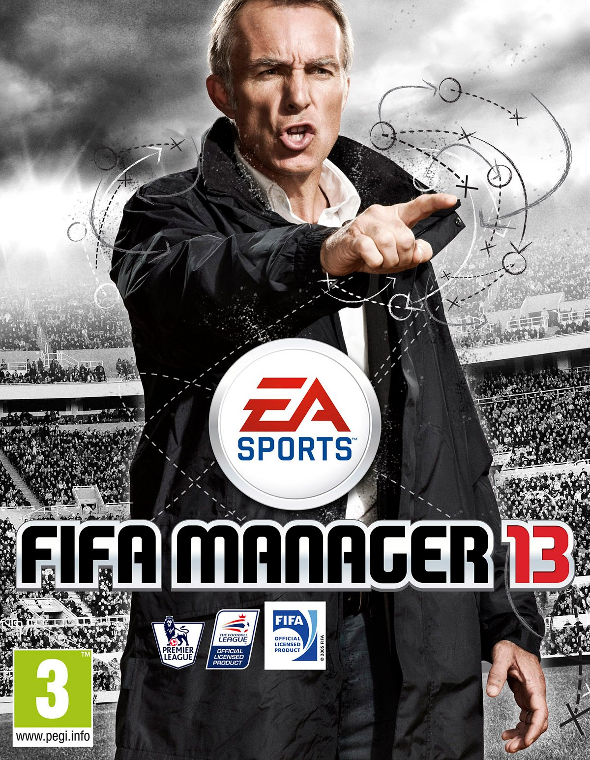 FIFA MANAGER 13 (Warranty + Bonus ✅)