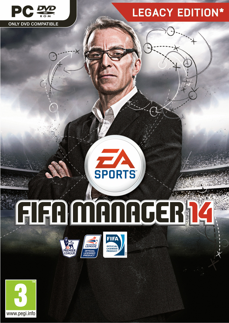 FIFA MANAGER 14 (Warranty + Bonus ✅)