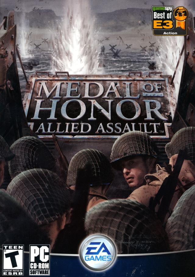 Medal of Honor: Allied Assault (Гарантия+Бонус ✅)