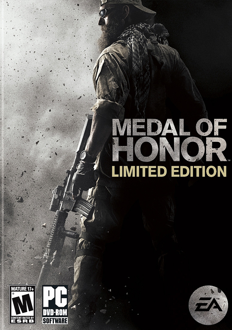 Medal of Honor Limited Edition (Гарантия+Бонус ✅)