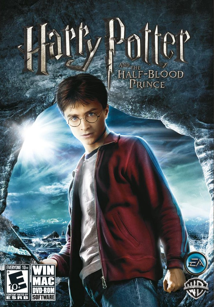 Harry Potter and the Half Blood Prince (Warranty✅