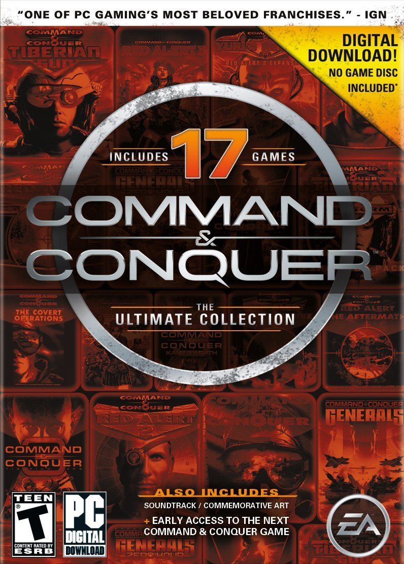 Command & Conquer The Ultimate Collection &#9989