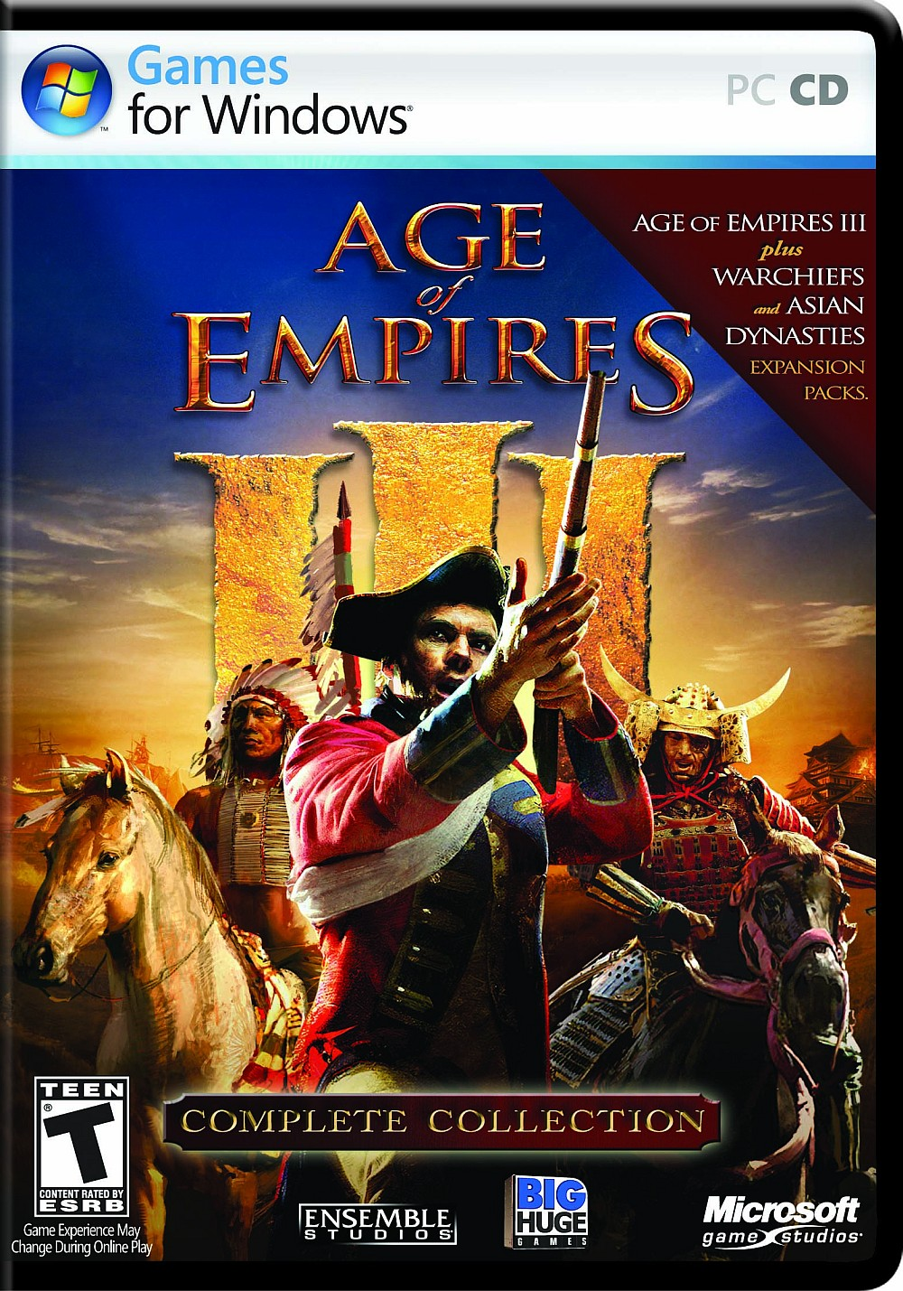 Age of Empires 3 III: Complete Collection ✅
