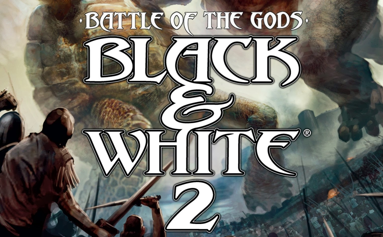 Black and White 2: Battle of the Gods (Warranty✅)