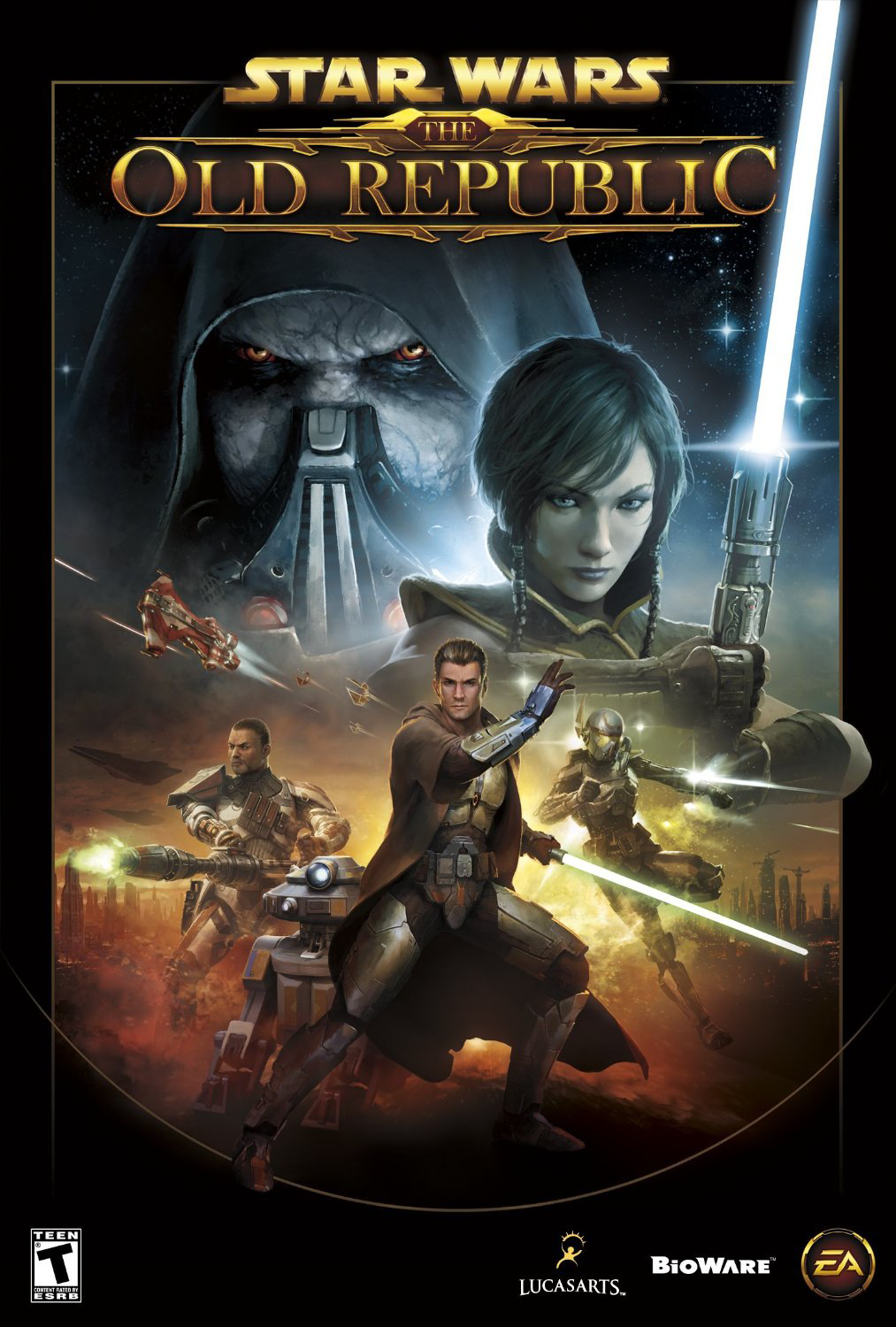 STAR WARS: The Old Republic (Гарантия + Бонус ✅)