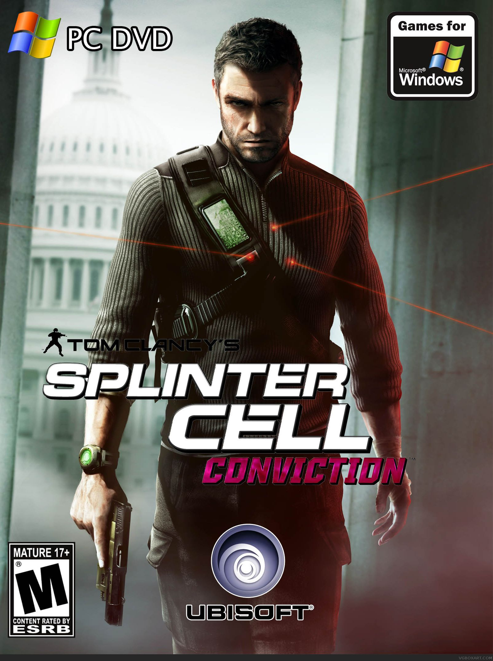 Splinter Cell Conviction (Гарантия + Бонус ✅)