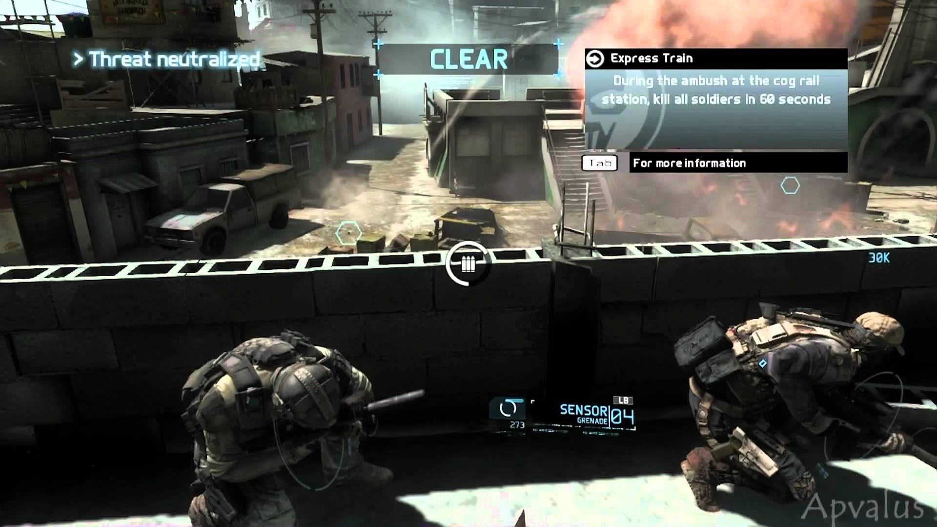 Tom Clancy´s Ghost Recon Future Soldier ✅